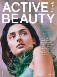 ACTIVE BEAUTY Mai-Ausgabe