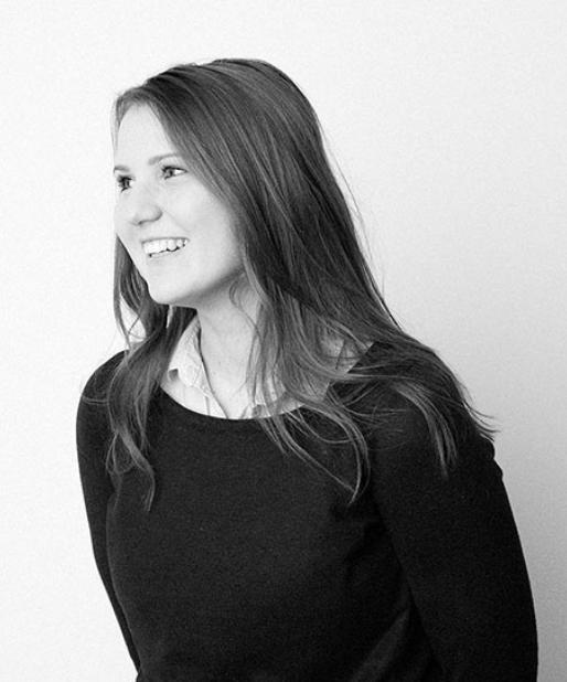 Sonja Fördös, Grafikdesignerin bei CUSTOMIZE mediahouse GmbH
